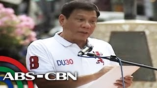 Duterte wants stop to long queues for passports