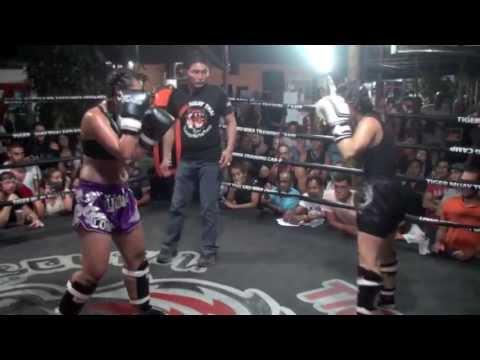BBQ Beatdown 63 Hiba vs Lauren