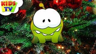 Christmas Special | Om Nom Stories | Episode 9 | Cartoons For Kids