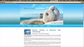 Websites For Therapists Designer DebTheWeb Shows Off Websites For Therapists