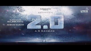 2.0 First Look Motion Poster || Robo 2 Motion Poster || Rajinikanth, Akshay Kumar, Amy Jackson ||