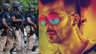 শাকিবের  'রংবাজ' সিনেমার শুটিং সেটে পুলিশ | Police in Shakib Khan Shooting | Hit Showbiz news !
