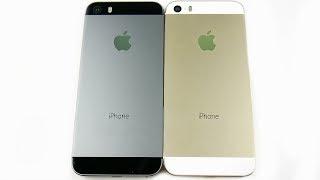 iPhone 5S iOS 10.3.2 vs iPhone 5S iOS 10.3.3