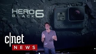 GoPro Hero 6 brings better image quality and stabilization (CNET News)