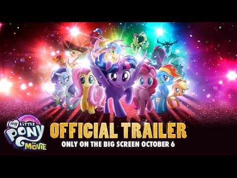 Xxx Mp4 My Little Pony The Movie Official Trailer Debut 🦄 3gp Sex