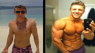 IFBB Steve Cook Transformation & Motivation