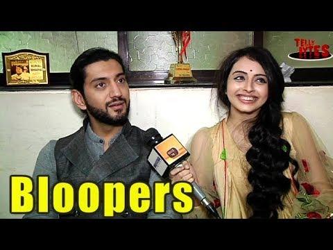 Kunal JaiSingh and Shrenu Parekh Compatibility Test!!  Bloopers Part 01