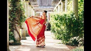 Behind the scenes: Durga Puja Navami Look Photoshoot