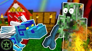 Let's Play Minecraft - Episode 293 - Sky Factory Part 33