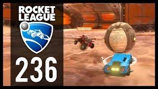 Rocket League Gameplay - Part 236 - Lovely Assist