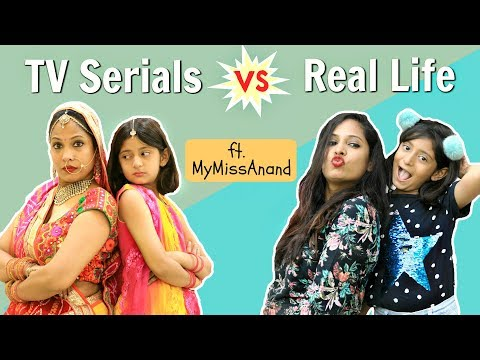 Xxx Mp4 TV Series Vs Real Life Ft MyMissAnand Shruti Arjun Anand 3gp Sex