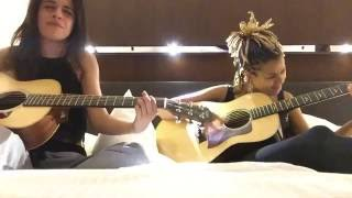 Camila Cabello & Ashlee Juno - LUV/All Of the Lights (Mashup)