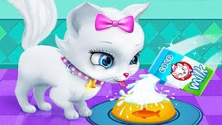 Fun Pet Care Kids Game - Play Kitty Cat Love - My Fluffy & Sweet Friend Gameplay