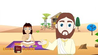 Book Of Mark I New Testament Stories I Animated Children´s Bible Stories