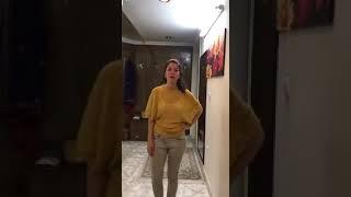 اعتراض دختر ایرانی به حسن روحانی با لهجه مشهدی(آخر خنده)