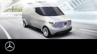IAA 2017 Future Talk [German Only] mit  Dr. Steven Kasih und dem Mercedes-Benz Vision Van.