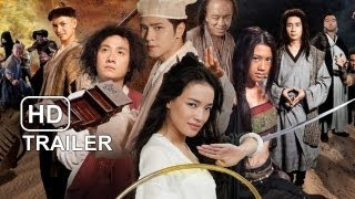 Journey to the West Conquering the Demons HD Trailer 2013