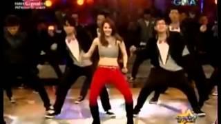 Bubble Butt Dance a la Marian Rivera, SAS, 09-08-1