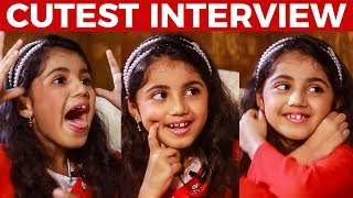 Theri Baby Nainika's Cute Moments- Never Seen Before | US 221