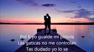 Chino & Nacho - Andas En Mi Cabeza Feat - Daddy Yankee( Lyric Video)