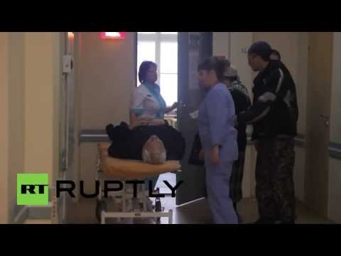 Shocking News  Victims of Volgograd bombing treated at hospi