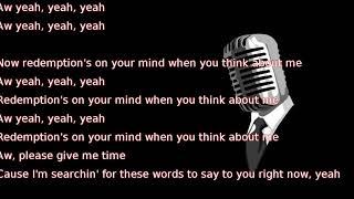 Drake - Redemption (lyrics)