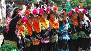 Kalash Girls Dance  | Chitrali Kalash Culture | Kalash Winter Festival