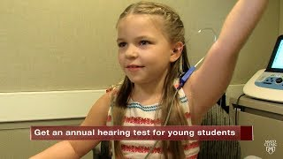 Mayo Clinic Minute: Can your child hear the teacher?