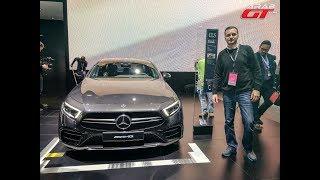 مرسيدس AMG 53  -  معرض ديترويت للسيارات 2018