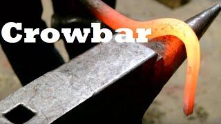 Blacksmith - Forging a Crowbar
