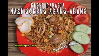 Nasi goreng abang-abang resep rahasia tips & trik