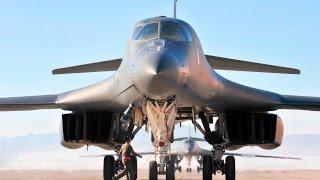 B-1 Lancer Strategic Bomber – Pilot & Crew Gear Up, Pre-flight, Taxi/Takeoff