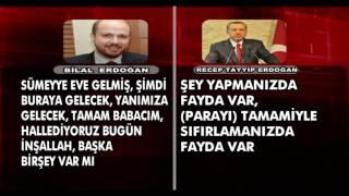 Tayyip Erdoğan & Bilal Erdoğan Telefon Konuşması