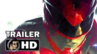 POWER RANGERS Official Trailer #2 (2017) Sci-Fi Action Movie HD
