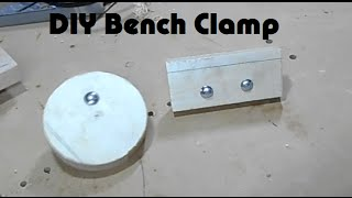 DIY Bench Clamp