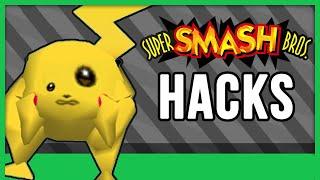 Super Smash Bros 64 HACKING! - Woots