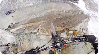 INSANE Downhill Mountain Bike POV   Going Vertical