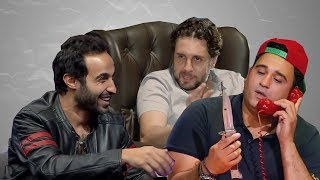 """الميديا في أسبوع - إضحك من قلبك مع النجوم """" أكرم حسني """" و """" أحمد فهمي """" و"""" هشام ماجد """""""