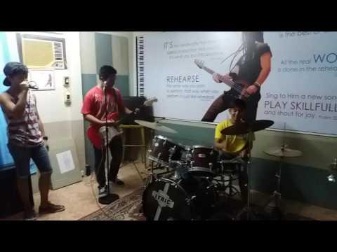 KRYPTO BAND^ May Tatlong Bibe ROCK VERSION