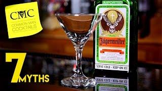7 Cocktail Myths Dispelled 📕 Jagermeister Deer Blood, Ultra Premiums & More
