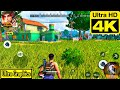 RULES OF SURVIVAL : Ultra Graphics 4k Video Gameplay