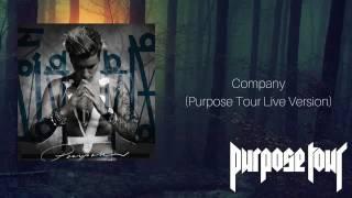 Justin Bieber   Company Purpose Tour Live Version HQ Audio