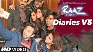 Raaz Reboot Diaries - V 5 | Raaz Reboot | Emraan Hashmi, Kriti Kharbanda & Gaurav Arora | T-Series