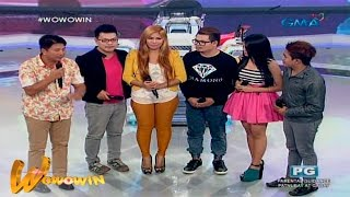 Luntayao family on 'Wowowin'