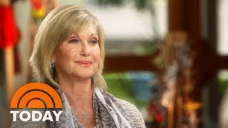 Olivia Newton-John Opens Up About Her Breast Cancer Recurrence | TODAY