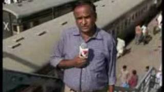 Funny news reporter CHAND NAWAB from pakistan unedited video.