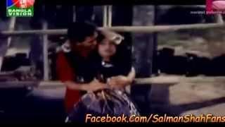 Eka Achi To KI Hoyeche -  Salman Shah & Moushumi