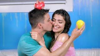 Messy Water Balloon Boyfriend Tag!