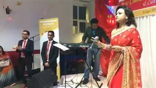Ronger Duniya Tore Chaina | Shah Abdul Korimer Gan | Bindu Kona