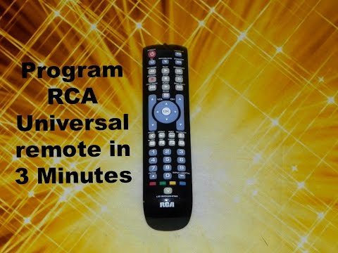 Xxx Mp4 How To Program Your Tv With Rca Universal Remote 3gp Sex